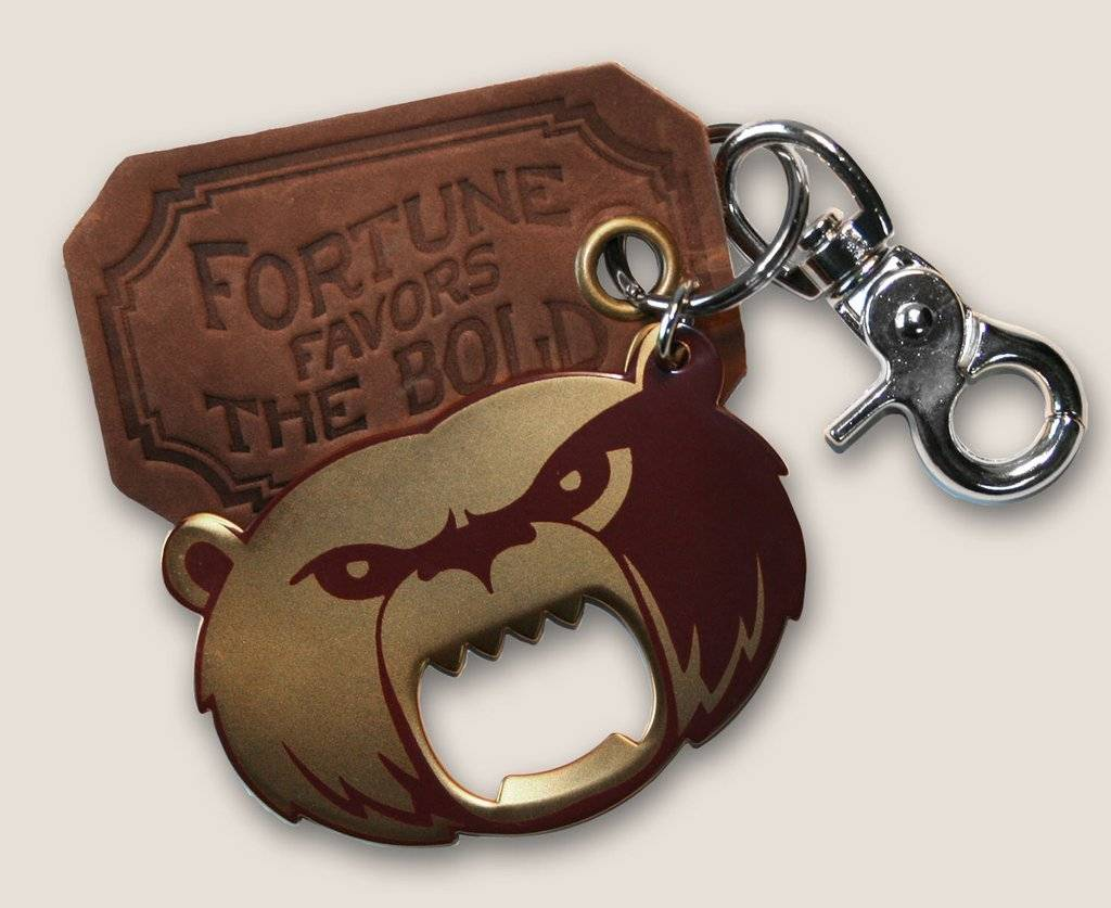Trixie & Milo Grizzly Bottle Opener
