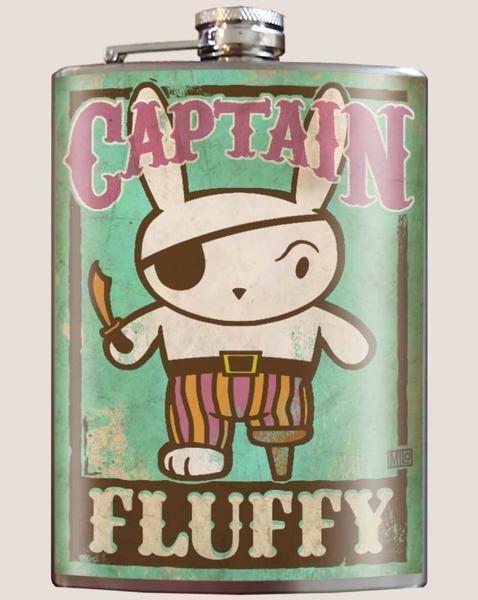 Fluffy Flask