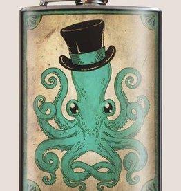 Trixie & Milo Octopus Flask