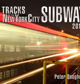 Tracks of the New York City Subway 2019 - Signed