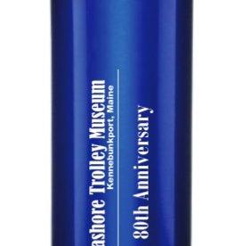 Custom STM Alpine Aluminum Water Bottle  (Red, Blue, Green)