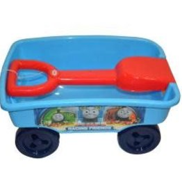 Thomas Play Wagon w/ Shovel/Handle