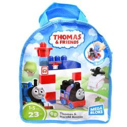 Mattel Thomas & Harold Rescue Center Playset Bag