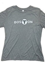 Adult Boston T logo T-Shirt