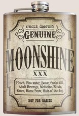 Trixie & Milo Moonshine Flask