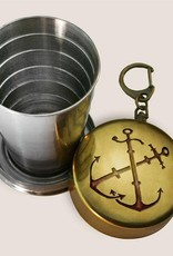 Anchors Shot Glass