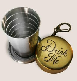 Drink Me Shot Glass