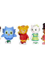 Daniel Tiger Friends Figure Set 5PK