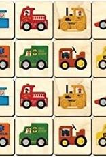 Vehicle Memory Tile Game