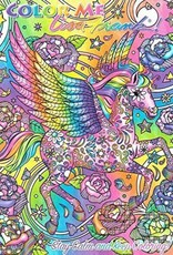 Lisa Frank Adult Coloring Book