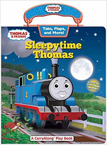 Sleepytime Thomas Carryalong Play Book