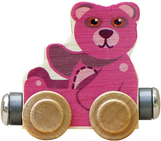 NAMETRAIN ACCESSORY CARS STITCHES THE BEAR