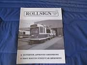 ALL Roll Sign Magazines