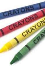 4-Pack of Crayons