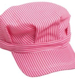 Adult Pink Engineer Hat STM Logo