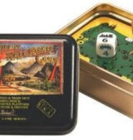 Vintage Game Tin Great Railroad  $5.00 OFF!