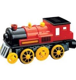 Red Motorized Engine