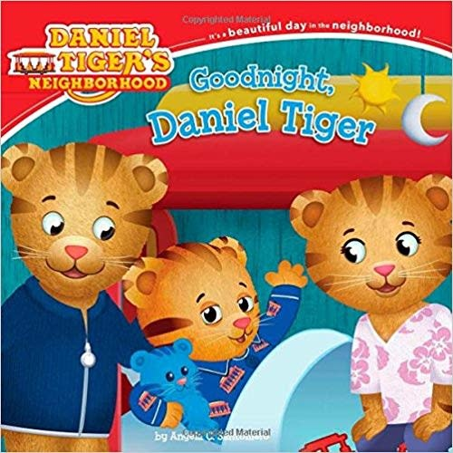 Simon Spotlight GOODNIGHT, DANIEL TIGER