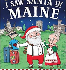 I Saw Santa in Maine