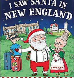 I Saw Santa in New England
