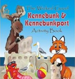 Wicked Good Kennebunk Activity Book