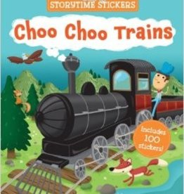 Choo Choo (The Story of a Little Engine Who Ran Away)