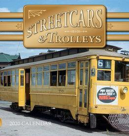 2020 Streetcars & Trolleys Calendar