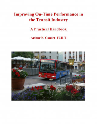 Improving On-Time Performance in the Transit Industry