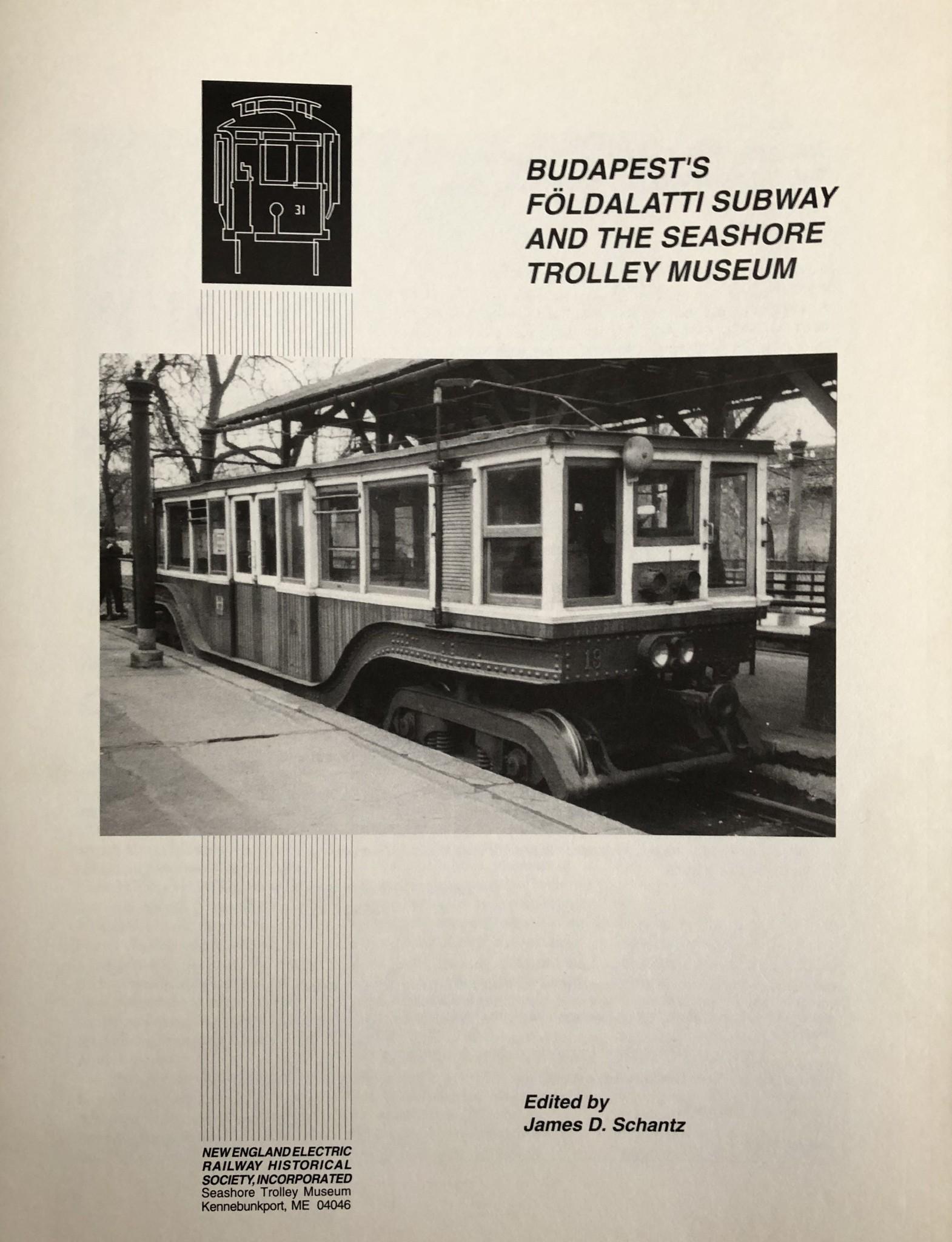 Budapest Foldalatti Subway and the STM