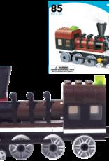 85 pc Train Block Train Set (lego)