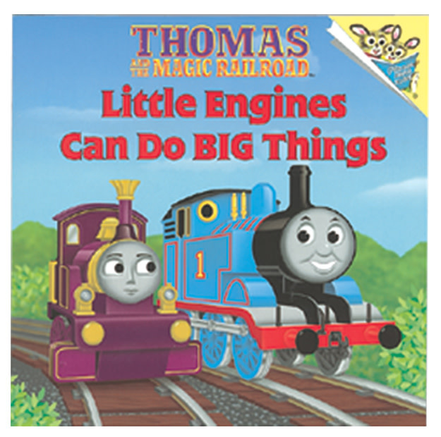 Penguin Random House Publishing Little Engines Can Do Big Things (Thomas & Friends)