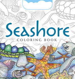 Bliss BLISS Seashore Coloring Book: Your Passport to Calm