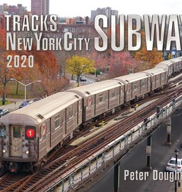 Tracks of the New York City Subway 2020- Signed