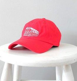 Kids MBTA Red Line Baseball Hat
