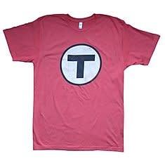 Adult Boston T logo T-Shirt