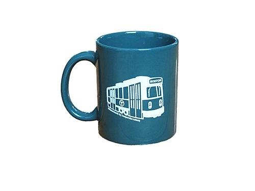 MBTA Green Line Coffee Mug