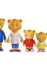 Daniel Tiger Family Figure Set 5PK