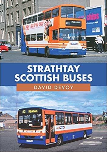 Amberley Publishing Strathtay Scottish Buses