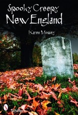 Schiffer Publishing Spooky Creepy New England
