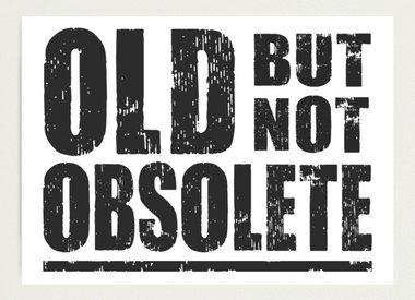 Obsolete Books