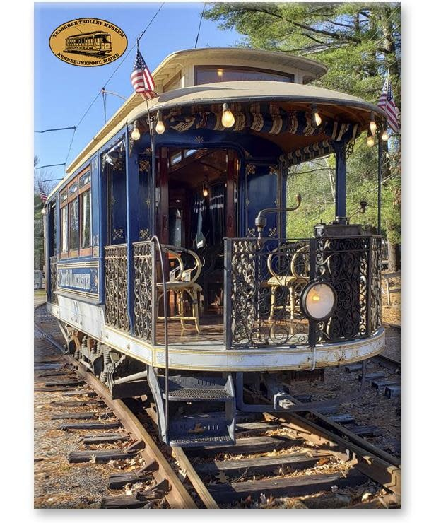 Museum Store Products Custom Magnet Calendar (2021) Car 434 or  City of Manchester