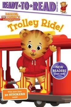 DANIEL TIGER TROLLEY RIDE!