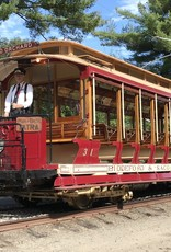 Pack of 8 Seashore Trolley Museum Note Cards (asst) with envelopes