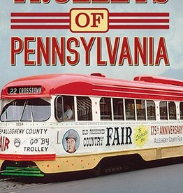 America Through Time Trolleys of Pennsylvania - *SIGNED