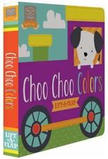 Choo-Choo Colors