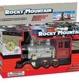 Rocky Mountain Jr. Bump & Go Locomotive