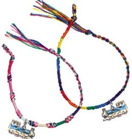 Friendship Mood Charm Bracelet - Assorted Colors