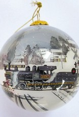 Hand Painted Ornament - Discontinued