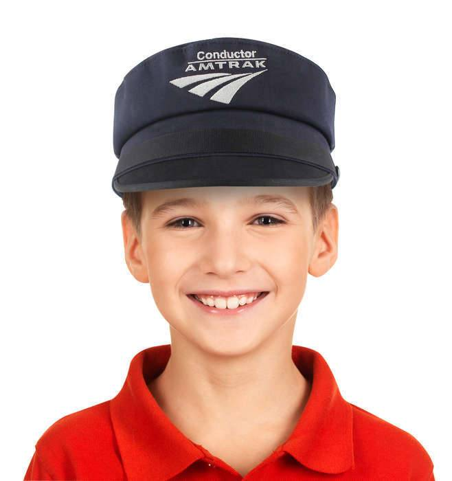 Amtrak Chidren's Conductor's Hat