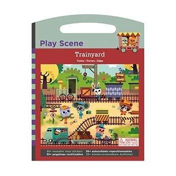 Play Scene Trainyard